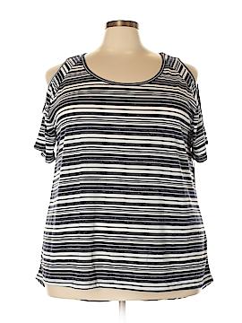 Dex Short Sleeve Top Size 3X (Plus)
