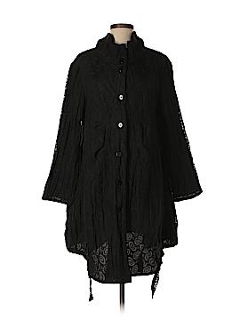 Silk Box Wool Blazer Size S