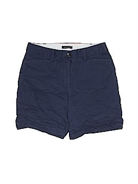 Lands' End Khaki Shorts Size 8 (Tall)