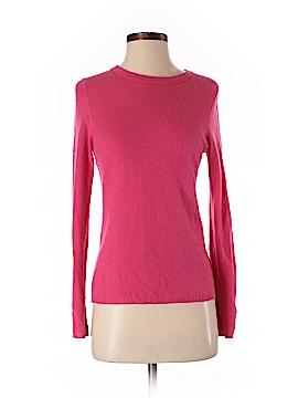 Sutton Cashmere Cashmere Pullover Sweater Size S