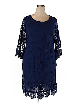 Alfani Casual Dress Size 2X (Plus)