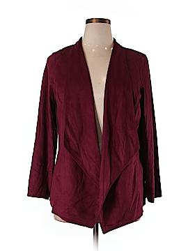 JM Collection Cardigan Size 1X (Plus)
