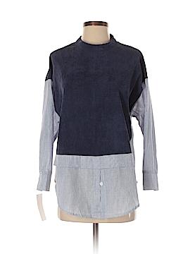 Goodnight Macaroon Long Sleeve Blouse Size XS