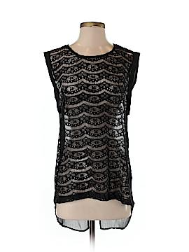 Kische Short Sleeve Blouse Size S