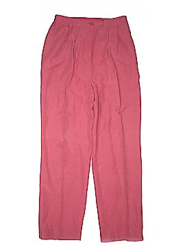 Jessica Holbrook Silk Pants Size 10