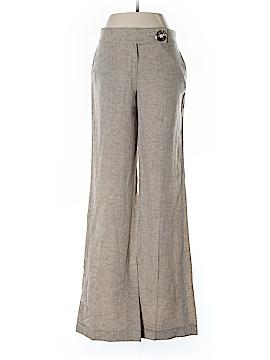 Tory Burch Linen Pants Size 4