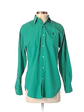Polo Sport by Ralph Lauren 3/4 Sleeve Button-Down Shirt Size 4