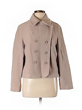Ann Tjian for Kenar Wool Coat Size 8