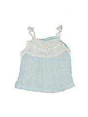 Carter's Girls Sleeveless Blouse Size 9 mo
