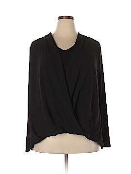 Alfani Long Sleeve Blouse Size 22W (Plus)