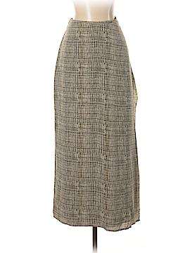 Liz Claiborne Silk Skirt Size 8 (Petite)