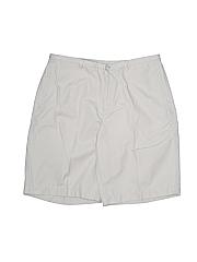 CALVIN KLEIN JEANS Women Khaki Shorts Size 6