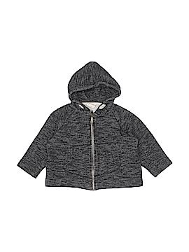 Zara Zip Up Hoodie Size 4