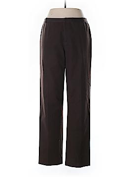 Linda Allard Ellen Tracy Khakis Size 12