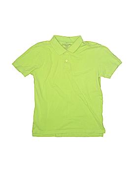 Faded Glory Short Sleeve Polo Size 10 - 12 Husky (Husky)