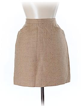 J. McLaughlin Wool Skirt Size 6