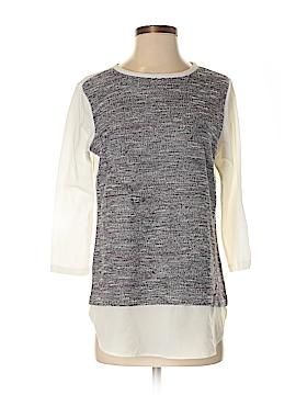 Van Heusen 3/4 Sleeve Blouse Size S