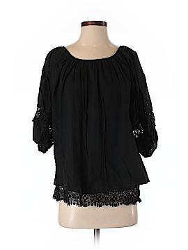Lie 3/4 Sleeve Blouse Size S