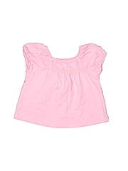 Baby Gap Girls Short Sleeve Top Size 12-18 mo