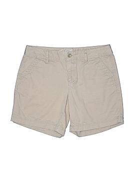 Eddie Bauer Khaki Shorts Size 4