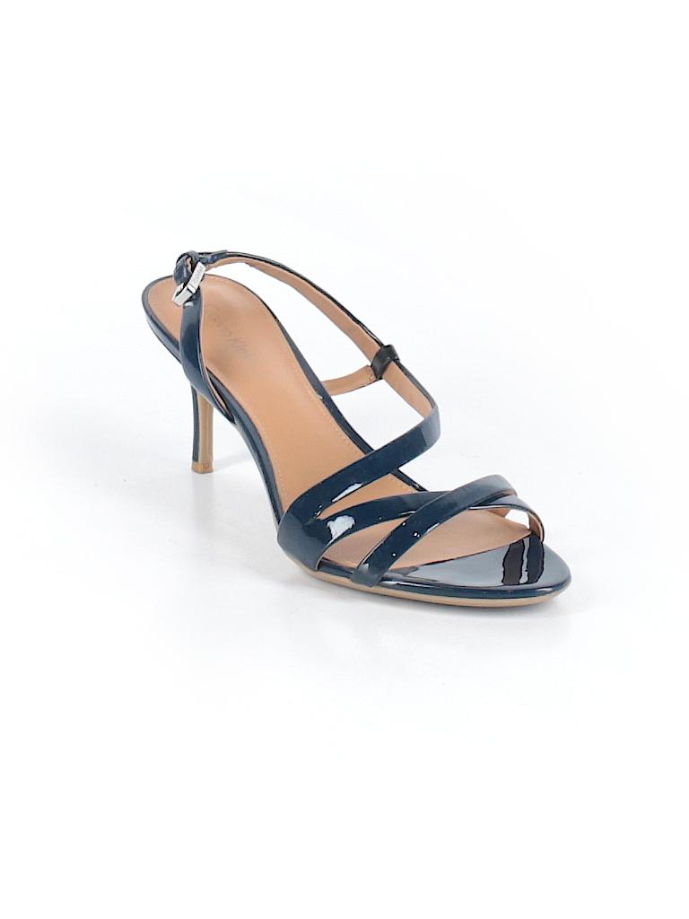 Calvin Klein Women Heels Size 8