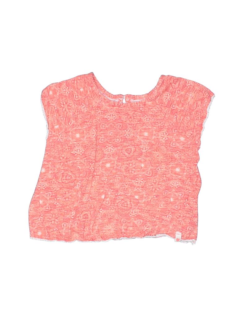 Lucky Brand Girls Short Sleeve T-Shirt Size 4