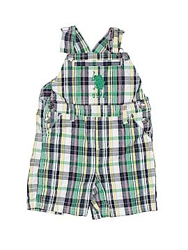 U.S. Polo Assn. Overall Shorts Size 18 mo