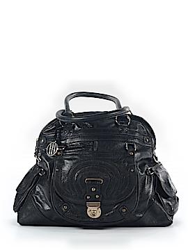 Hayden Harnett Leather Satchel One Size