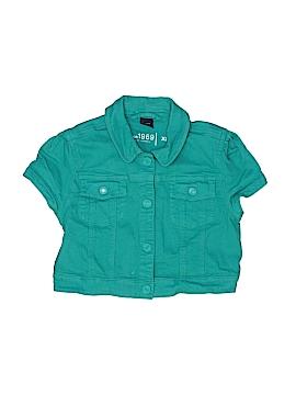 Gap Kids Denim Jacket Size X-Large (Kids)