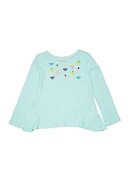Cat & Jack Long Sleeve T-Shirt Size XS 4-5T