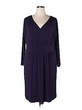David Meister Casual Dress Size 18 (Plus)