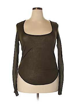ATM Anthony Thomas Melillo Long Sleeve T-Shirt Size L