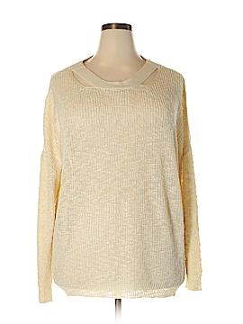 Hayden Long Sleeve Top Size 2X (Plus)