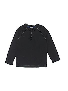 Splendid Long Sleeve Henley Size 4 - 5