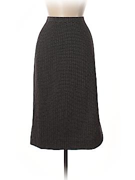 Krizia Wool Skirt Size 46 (IT)