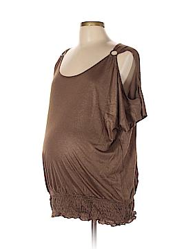 Inspire Maternity Short Sleeve Top Size L (Maternity)