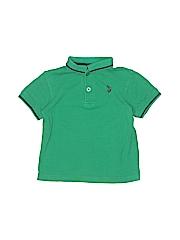 U.S. Polo Assn. Boys Short Sleeve Polo Size 18 mo