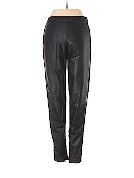 Zara TRF Faux Leather Pants Size L