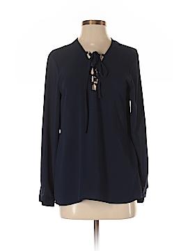 7th Avenue Design Studio New York & Company Long Sleeve Blouse Size XS