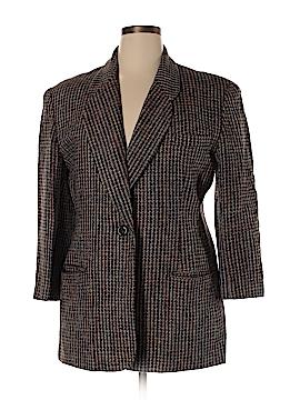 Doncaster Silk Blazer Size 16
