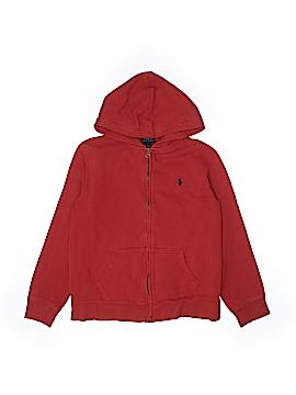 Polo by Ralph Lauren Zip Up Hoodie Size 14 - 16