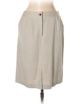 Harve Benard by Benard Haltzman Denim Skirt Size 12