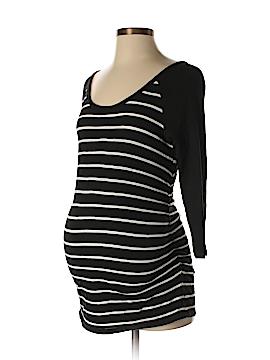Liz Lange Maternity for Target 3/4 Sleeve T-Shirt Size S (Maternity)