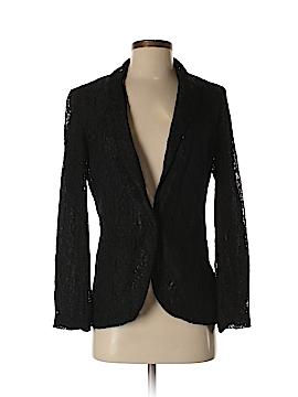 LC Lauren Conrad Silk Blazer Size 2