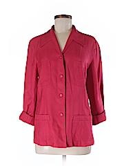 Diane B. Women Silk Blazer Size 8