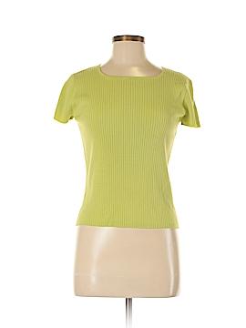 August Silk Silk Pullover Sweater Size M (Petite)