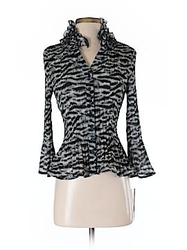 Allison Taylor 3/4 Sleeve Blouse Size S
