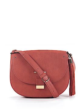 Maison Du Sac Leather Shoulder Bag One Size