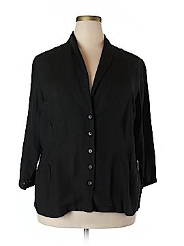 Eileen Fisher Blazer Size 1X (Plus)