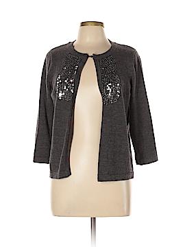 Susan Bristol Wool Cardigan Size XL
